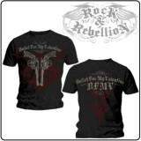 Tricou barbati - BULLET FOR MY VALENTINE Pistols Duel RockRebellion (tricou)