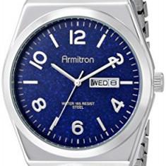 Armitron Men's 20 4967BLSV Blue   100% original, import SUA, 10 zile lucratoare a42707 - Ceas barbatesc Armitron, Quartz