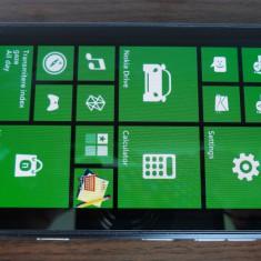 Telefon mobil Nokia Lumia 900, Negru, Neblocat - Nokia lumia 900