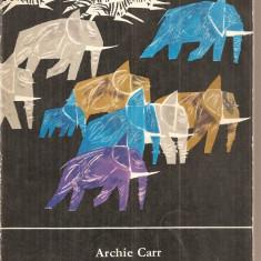 (C6144) ULENDO DE ARCHIE CARR - Carte de calatorie
