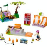 LEGO® Friends Parcul pentru skateboarding din Heartlake - 41099