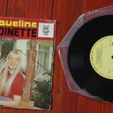 Disc vinil ( vinyl , pick-up ) - Jacqueline Midinette !!!!