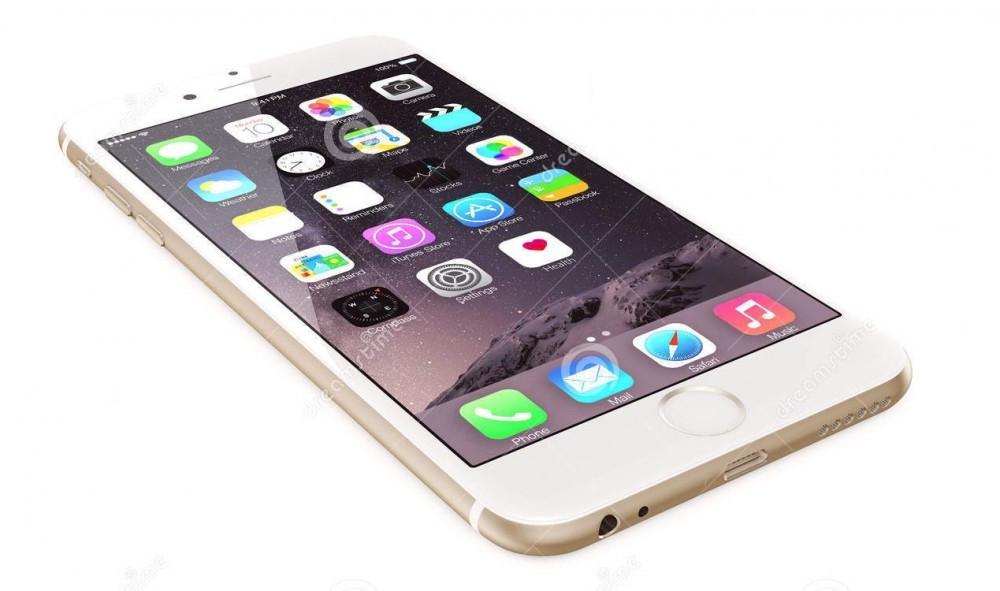 iphone 6 guld 16 gb