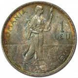 Romania - 1 Leu 1911 Superba - Piesa de colectie! - Moneda Romania