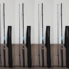 Lanseta - Set 4 Lansete Oxygen Select X-treme Blank 3 Metri Actiune 60-120 grame New !