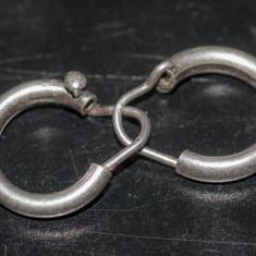 Cercei vechi din argint (18) - Cercei argint