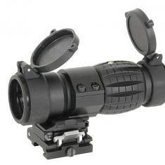 Luneta vanatoare - Magnifier FTS 3X ACM