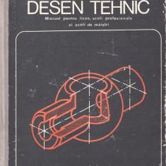 DESEN TEHNIC_Husein Gheorghe si Tudose Mihail, 1974