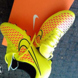 Ghete barbati Nike, Piele sintetica - Vand ghete fotbal originale Nike Magista marime 42