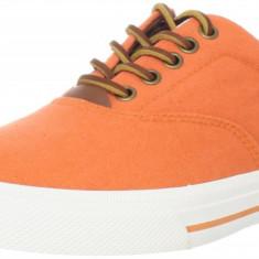 Ralph Lauren Vaughn masura 42 (sub pretul de achizitie) - Adidasi barbati Ralph Lauren, Culoare: Orange