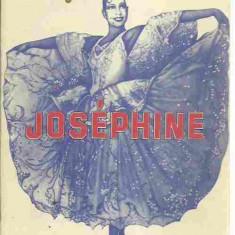 Josephine Baker Jo Bouillon - JOSEPHINE - Carte Arta dansului