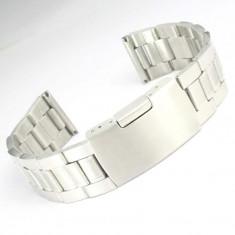 Bratara ceas 20 mm curea ceas otel inoxidabil - Curea ceas din metal