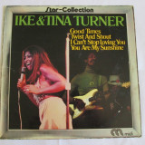 VINIL L.P. IKE & TINA TURNER STAR-COLLECTION GERMANY 1972