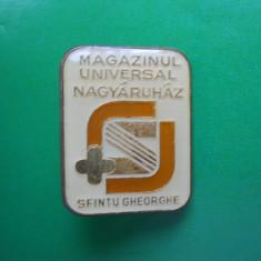 HOPCT INSIGNA MAGAZINUL UNIVERSAL SFINTUL GHEORGHE COVASNA -NAGYARUHAZ [ 1 ], Europa