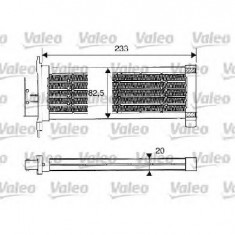 Incalzitor stationar auto - Heater - Incalzitor independent autovehicul RENAULT MEGANE III cupe DZ0 1 PRODUCATOR VALEO 812235