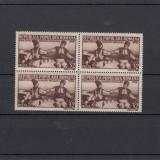 Timbre Romania - ROMANIA 1948 LP 231, PRIETENIA ROM-BULGARA, BL DE 4, MNH - LOT 0 RO