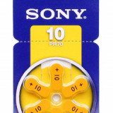 Baterie auditiva Sony si Rayovac numarul 10, dar si celelate numere.
