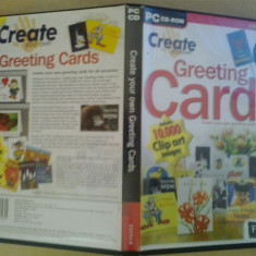Create your own Greeting Cards - PC Soft (GameLand )