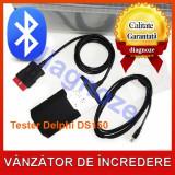 Tester Delphi DS150E cu Bluetooth + Cabluri turisme si camioane #GARANTIE# - Tester diagnoza auto