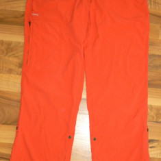 Pantaloni dama SALEWA DRYTON M outdoor munte lungi trei-sferturi transp inclus - Imbracaminte outdoor Salewa, Marime: M, Femei