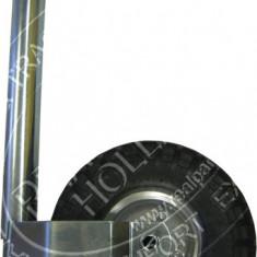 Roata sustinere remorca 48mm, cu camera - motorvip - RSR76646