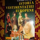 Istoria vestimentatiei europene- Cecilia Caragea