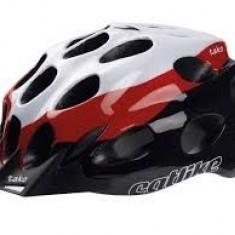 Echipament Ciclism - Casca Catlike Tako R009, L, 58-62cm, Alb/rosu/negru - 0152009LGCV