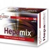 Remediu din plante - HepaMix 50 cps Farmaclass