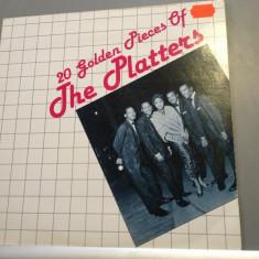 Muzica Rock, VINIL - THE PLATTERS - 20 GOLDEN HITS (1985 / ASTAN REC /RFG ) - DISC VINIL/VINYL/SOUL