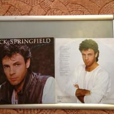 RICK SPRINGFIELD - LIVING IN OZ (1983 / RCA REC /RFG )- POP/ROCK - VINIL/VINYL - Muzica Rock rca records