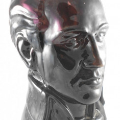 ELVIS PRESLEY STATUETA BUST BIBELOU STICLA CRISTAL - Figurina/statueta