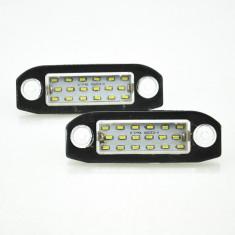 Lampa numar LED VOLVO S40, S60, S80, V50, V60, V70, C70, XC60, XC70, XC90 - Led auto