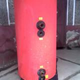 Boiler pentru centrala pe lemne