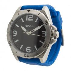 Ceas Barbatesc fossil, Elegant, Quartz, Inox, Piele, 100 m / 10 ATM - Ceas Fossil BQ1172 nou original in cutie