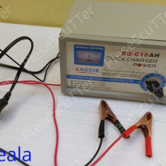 Redresor Auto - Redresor Baterie Moto - Scuter - ATV