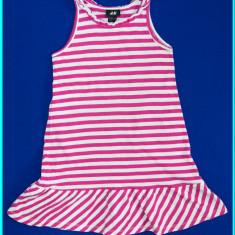 Haine Copii 4 - 6 ani H&m, Rochii, Fete - DE FIRMA _ Rochie / rochita bumbac, marca H&M _ fete | 4 - 6 ani 116
