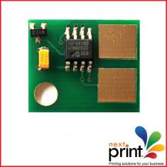 CHIP CARTUS TONER compatibil LEXMARK T420, capacitate 10.500 pagini. - Chip imprimanta