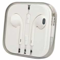 Casti Telefon, Alb - Casti iPhone 4s MD827ZM/A albe