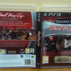 Devil May Cry HD Collection (PS3) (ALVio) + sute de alte Jocuri PS3 Capcom, xbox 360 ( VAND / SCHIMB ), Actiune, 16+