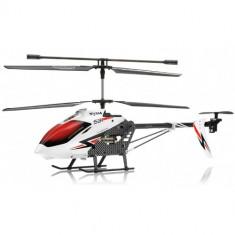Elicopter Syma Metal Eagle cu Radiocomanda Alb - Elicopter de jucarie BigBoysToys