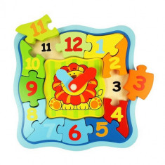 Ceas Puzzle Bigjigs
