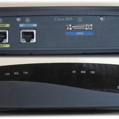 CISCO 800 MODEL 805 - Router Cisco, Porturi LAN: 1, Porturi WAN: 1