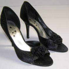 Pantofi dama marimea 38 locatie raft ( 3 / 6 ), Textil