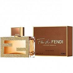 Fendi Fan di Fendi Leather Essence EDP 50 ml pentru femei - Parfum femeie Fendi, Apa de parfum