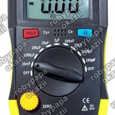 Multimetre - Aparat de masura digital, capacimetru - XC6013L 78455