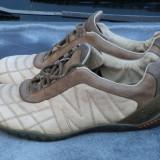 Pantofi sport Merrell marime 43, 5 sau marime 44 - Adidasi barbati Merrell, Culoare: Maro, Piele naturala