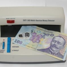Gadget - Aparat ptr. detectat bani falsi. Detectie ULTRAVIOLET, ULTRA VIOLET magnetic