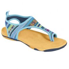 Sandale de dama Trespass Beachie Marine Pattern (FAFOBEK10001) - Sandale dama Trespass, Marime: 36, 40, 41, Culoare: Albastru