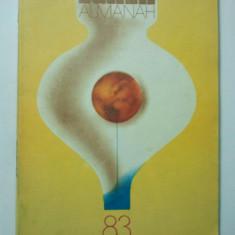 ALMANAH - LUMEA 1983 ( 1455 )