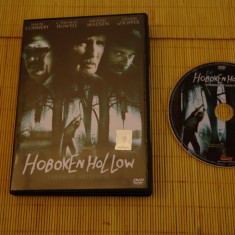 Taramuri nelegiuite ( Hoboken Hollow ) - Jason Connery - C. Thomas Howell - Michael Madsen - Dennis Hopper - film DVD - Film thriller, Romana